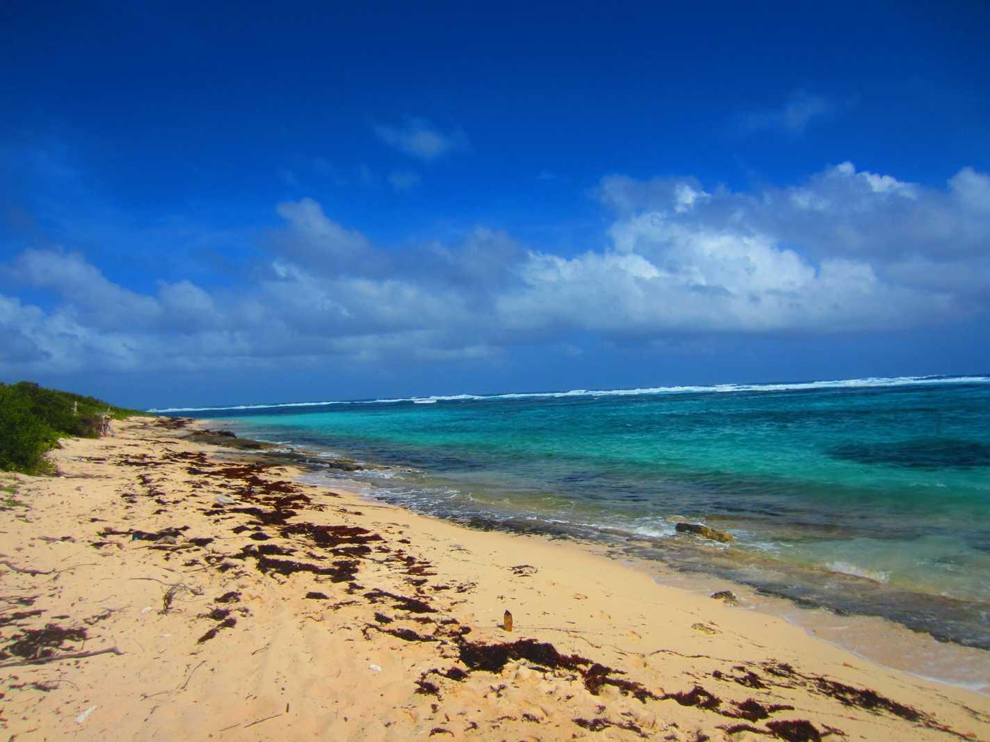 Plage de l'Anse Feuillard