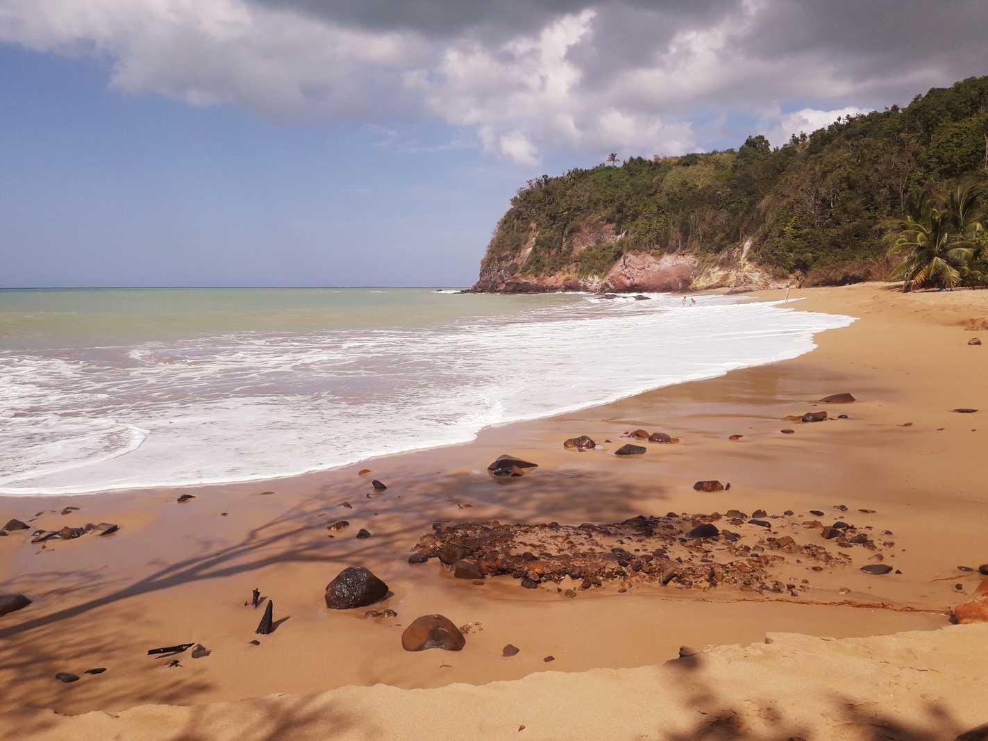 Plage Guadeloupe : plage de l'Anse Tillet