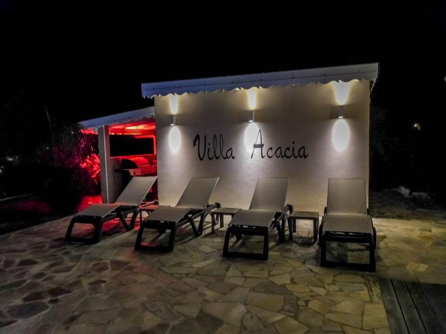 Extérieurs d'une location saisonnière - Villa Acacia, Guadeloupe