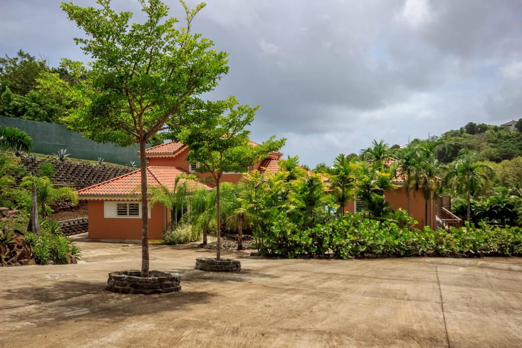 Extérieurs d'une location saisonnière - Villa La Ressource