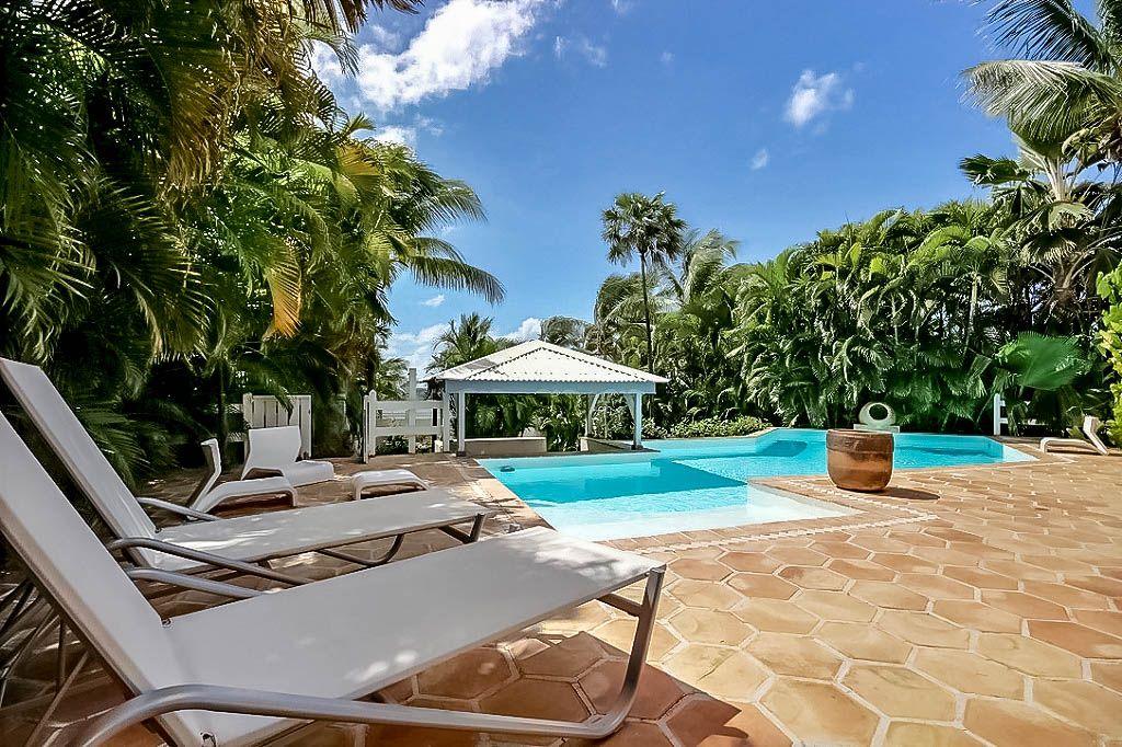 Extérieurs d'une location saisonnière - Villa Biguine, Guadeloupe