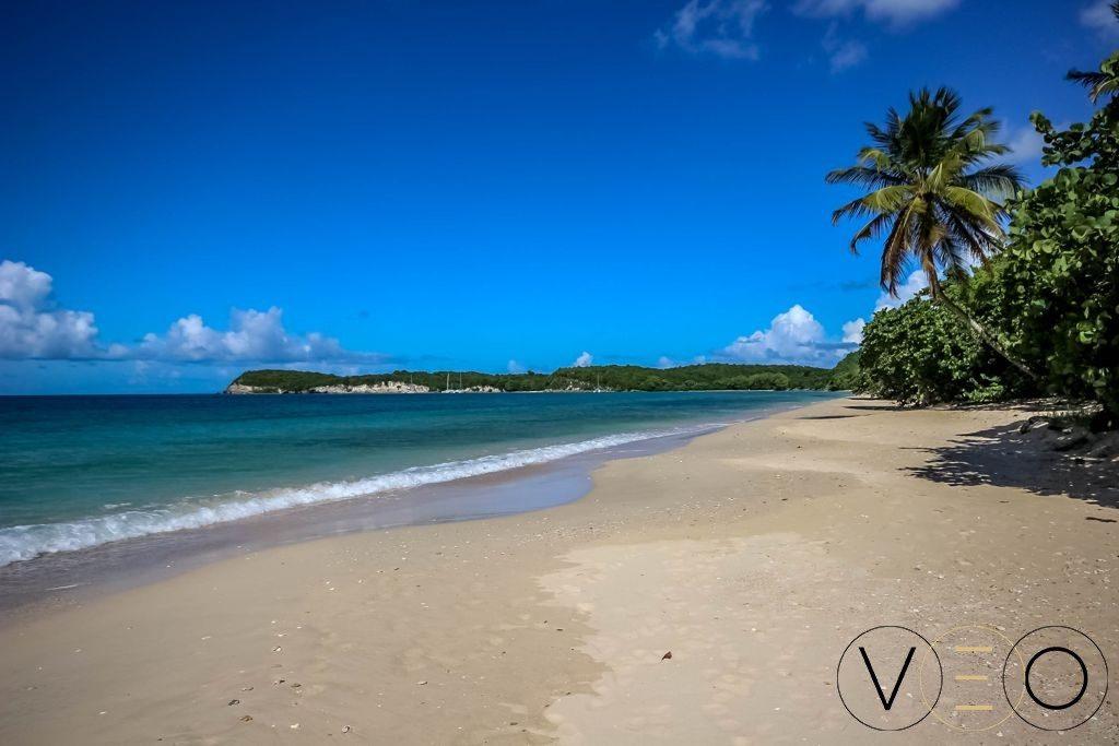 Anse Mays, une plage offrant un décor carte postale