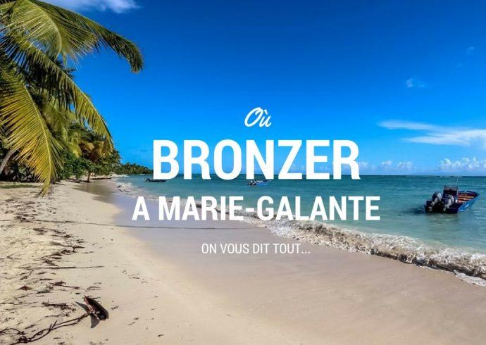 Les plus belles plages de Marie-Galante