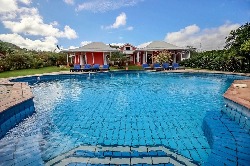 5 villas en martinique pour vos vacances de la toussaint for Villa vacances piscine