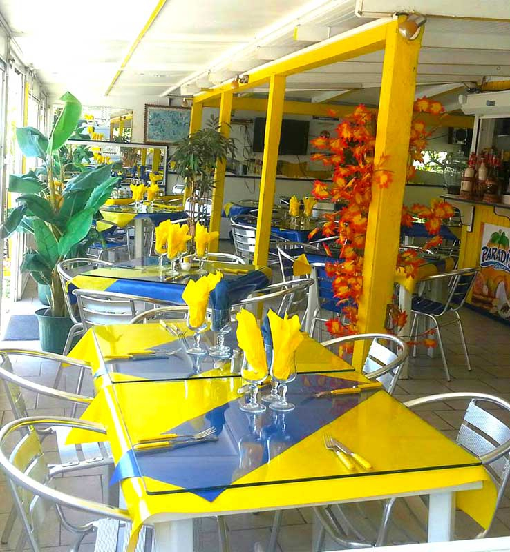 Gina Délice, une bonne adresse de restaurant en Guadeloupe
