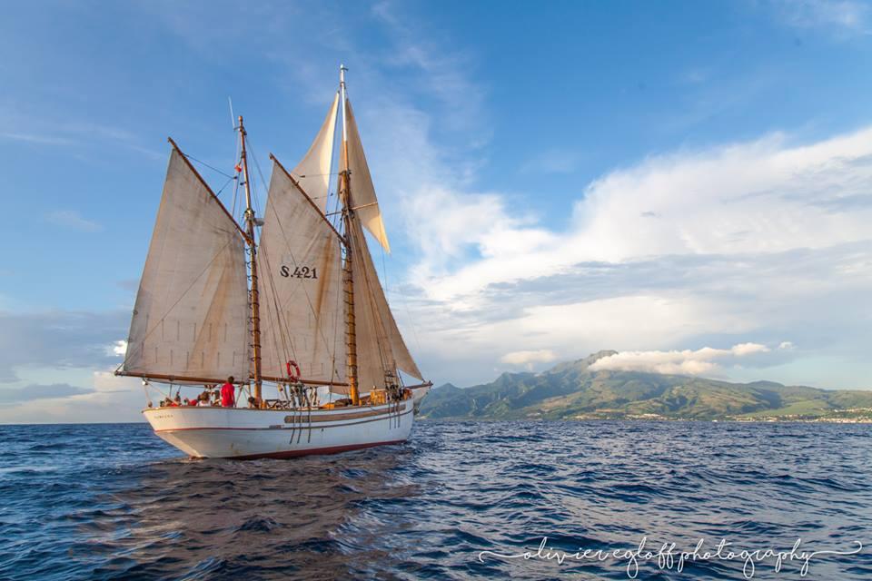 Sortir en bateau avec le grément Samsara