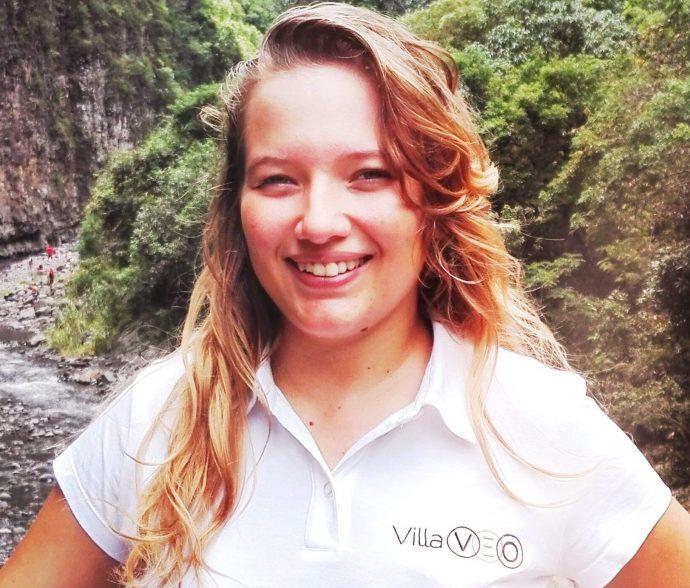 L'équipe VillaVEO s'agrandit ! Chloé prend en charge la gestion de la destiantion Réunion