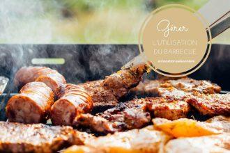 Barbecue en location saisonnière
