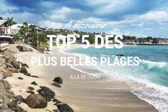Où aller à la plage à la Réunion