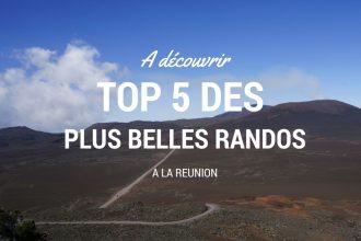 Faire de la randonnée à la Réunion