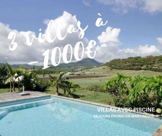 Séjour famille en Martinique à moins de 1000€