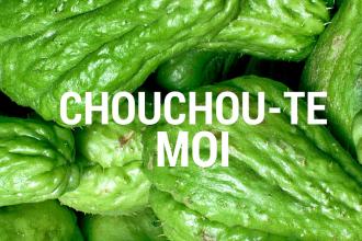 Manger du chouchou
