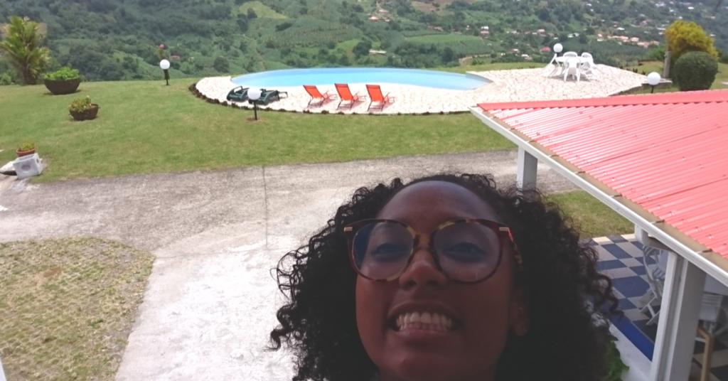 Lissa, exploratrice Martinique VillaVEO