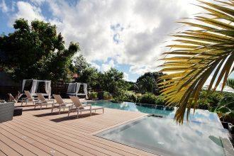 La villa Sweety en Guadeloupe