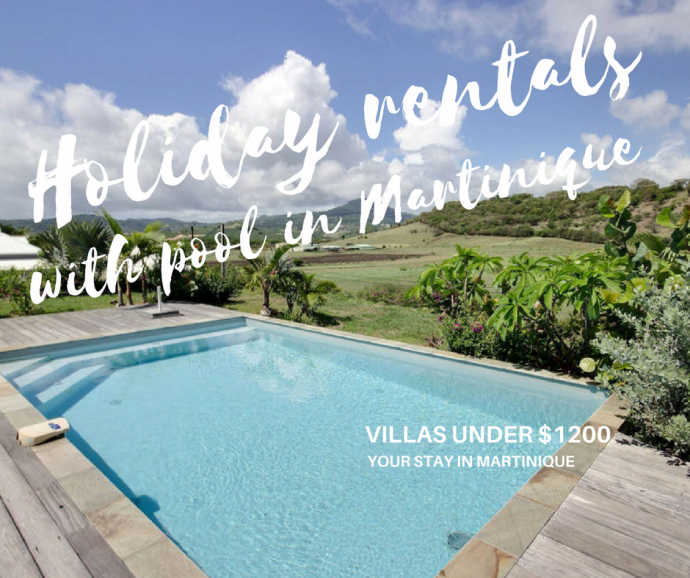 special deal holiday rental in Martinique