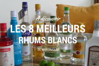 rhum martinique : que choisir ?