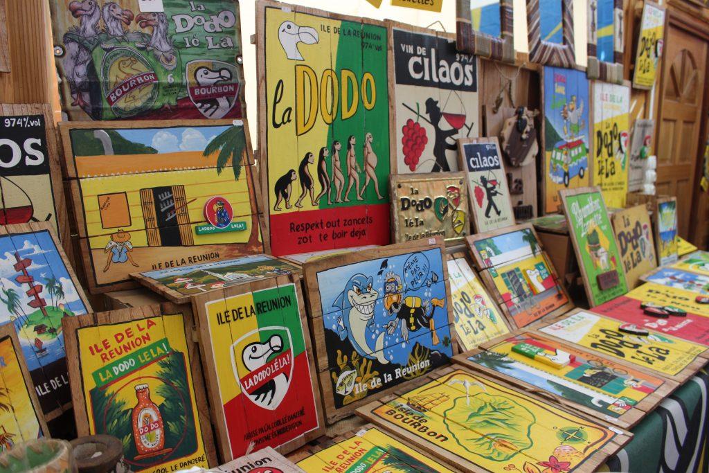 Quoi acheter au marché à la Réunion .?