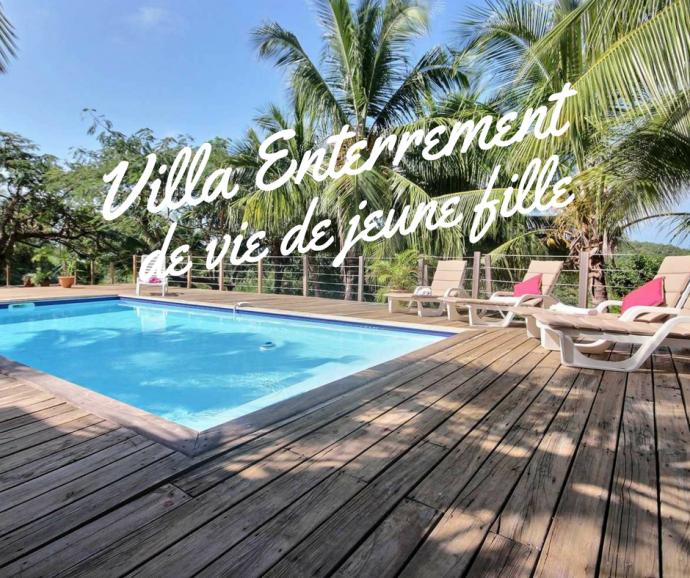 Réserver une villa en Martinique pour un EVJF