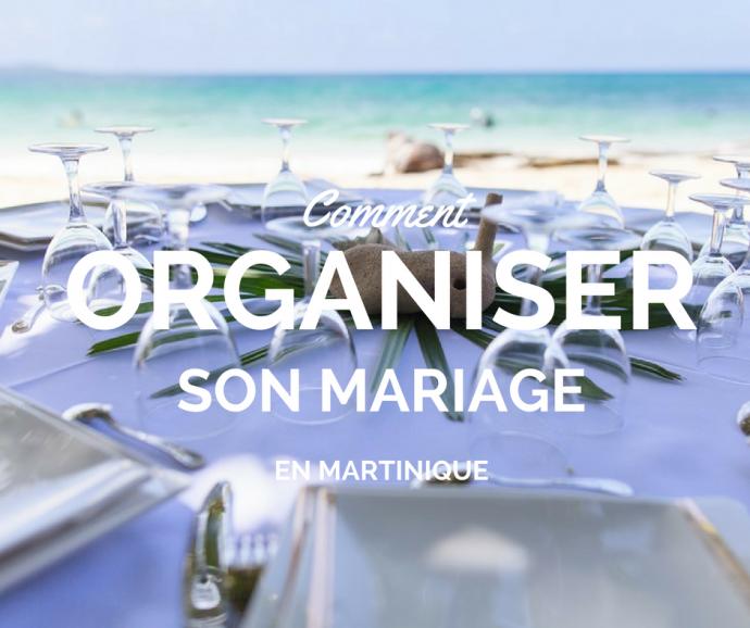 Se marier en Martinique