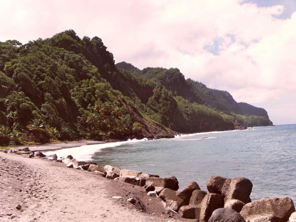 Randonnée Martinique : le Prêcheur Grand Rivière