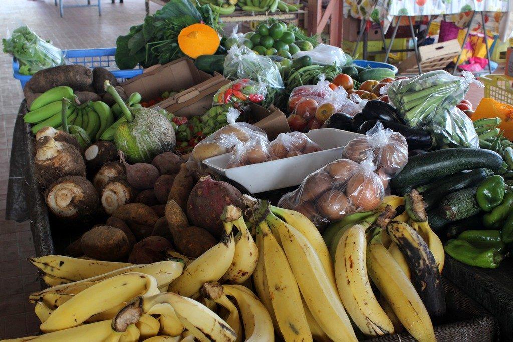 Top des marchés de Martinique