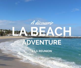 La beach adventure, une course avec obstacles sur la plage