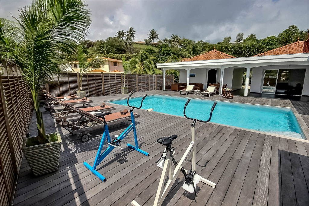 Villa spa en Martinique