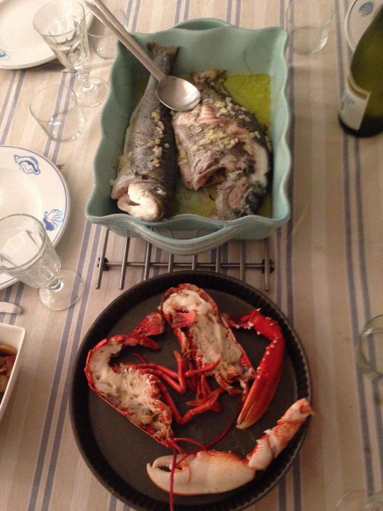 Profiter de la grande cuisine de la villa les Glycines pour préparer vos repas en famille