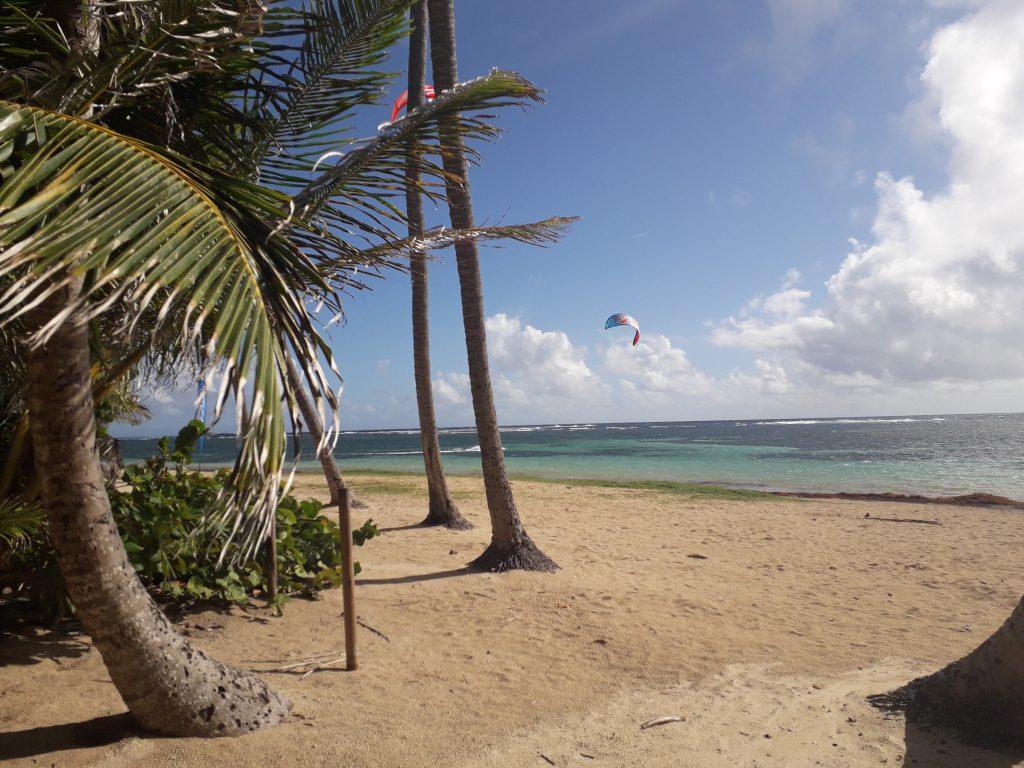 Apprendre à faire du kitesurf en Martinique