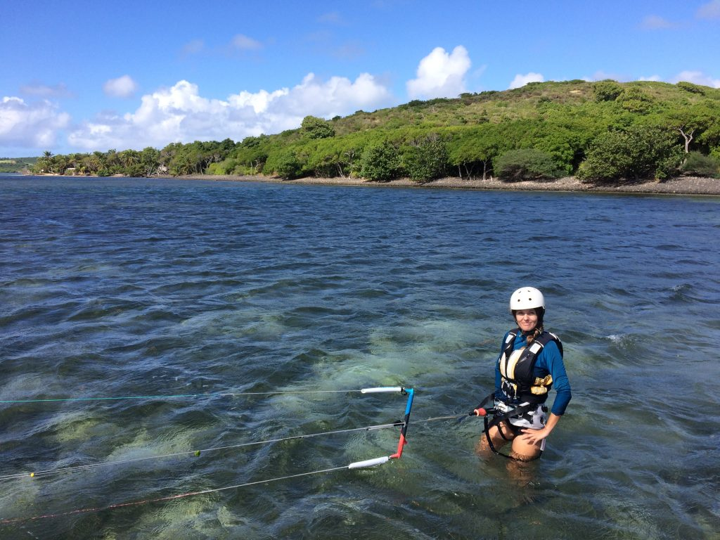 Où faire du kitesurf en Martinique