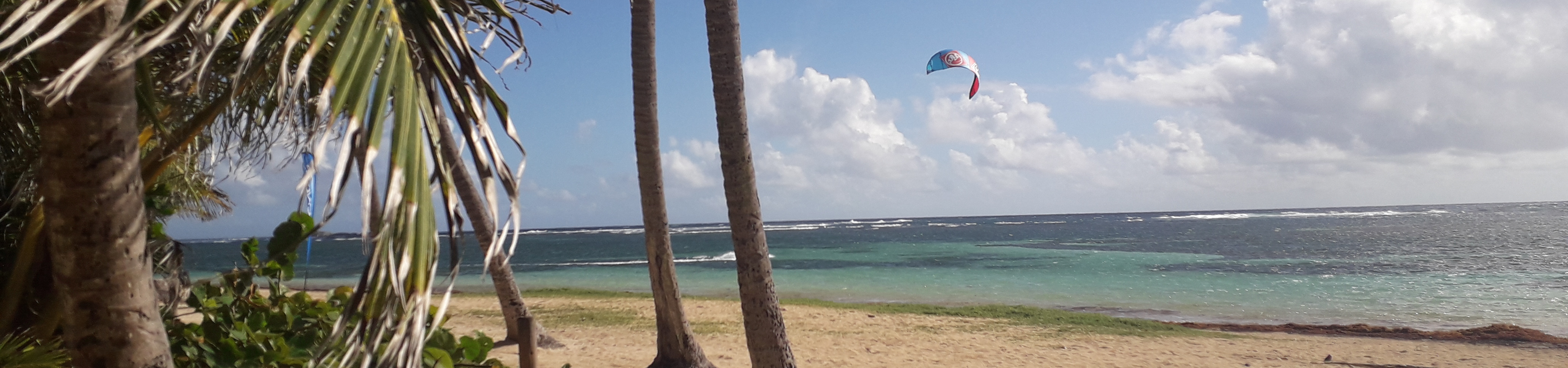Water sport activities Martinique