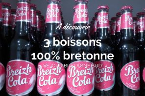3 boissons 100% bretonne à découvrir