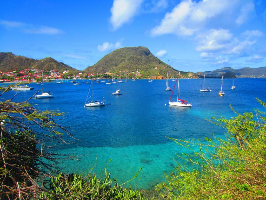 Voyage aux Saintes Guadeloupe