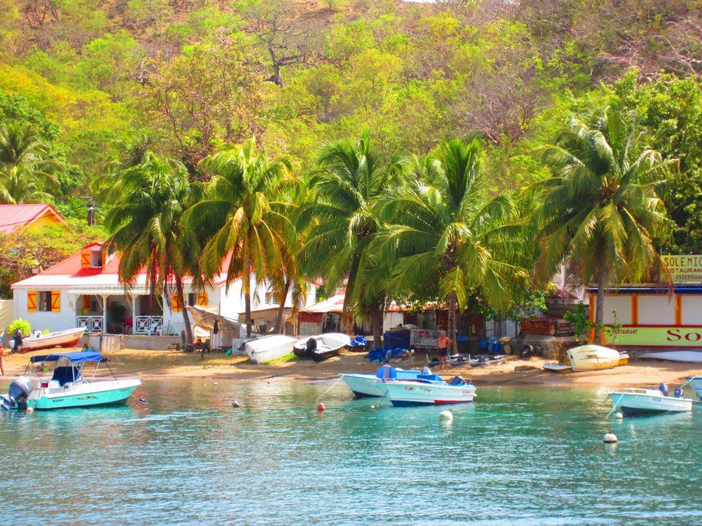 Séjour aux Saintes Guadeloupe