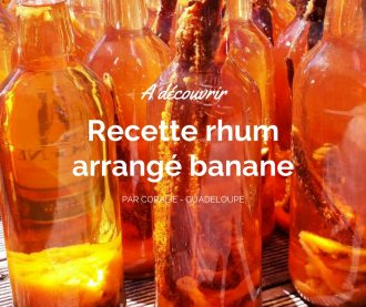 faire du rhum arrangé