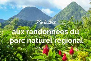 Les randonnées du Parc Naturel Régional de la Martinique