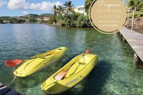 Mise à disposition de matériel nautique en location saisonnière : quelles responsabilités ?