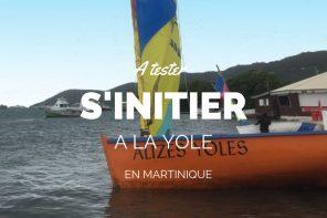 Yole en Martinique : Où s'initier à la pratique de la yole ?