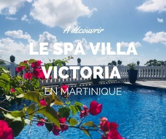 Le Spa Victoria à Fort-de-France, Martinique