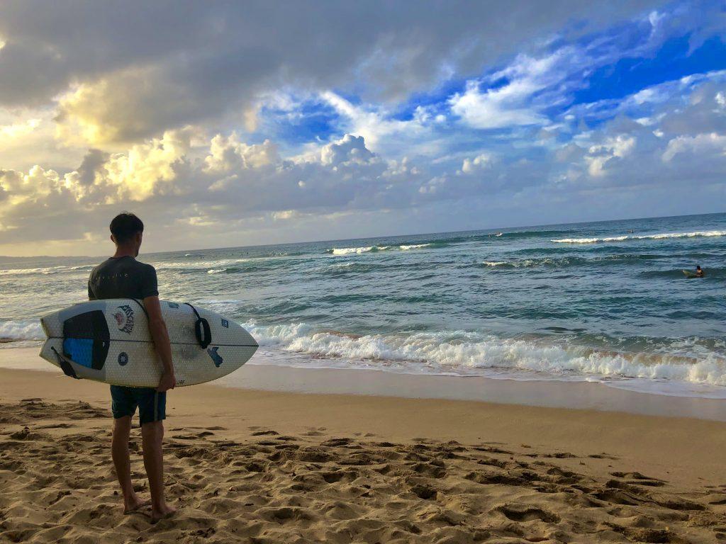 Voyage surf en Martinique