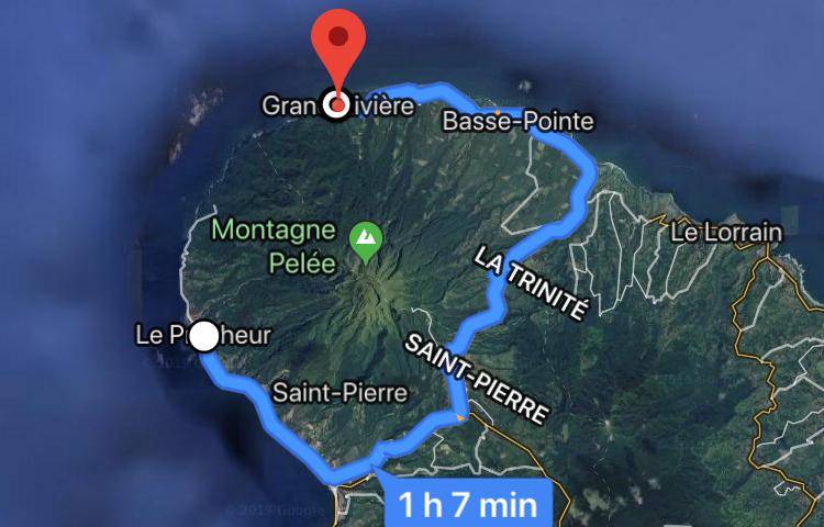 Anse Couleuvre randonnée