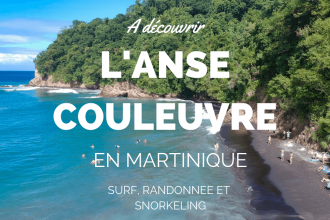 Anse Couleuvre Martinique