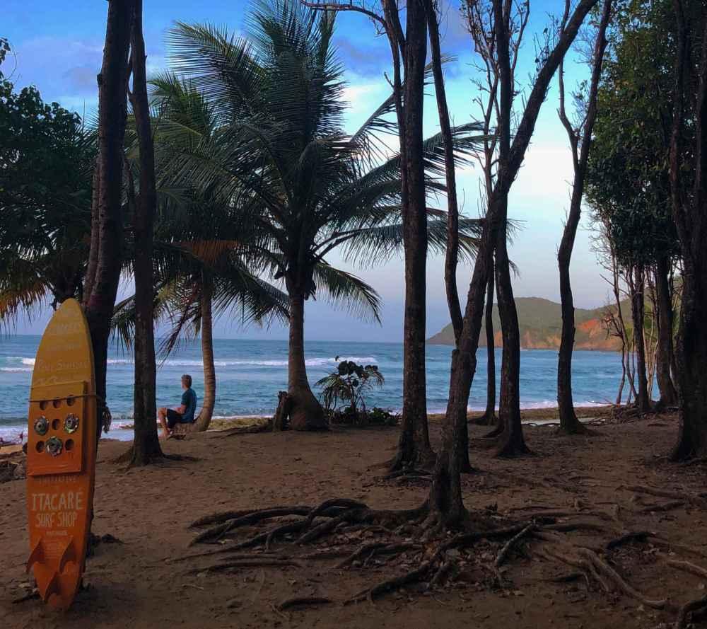 Surf environnement