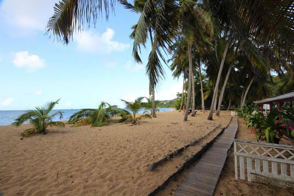 Martinique Spot Anse l'Etang