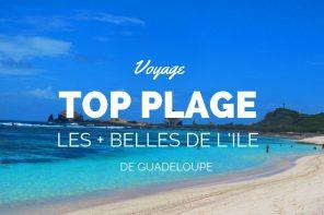 Plage Guadeloupe : top des plus belles criques & anses