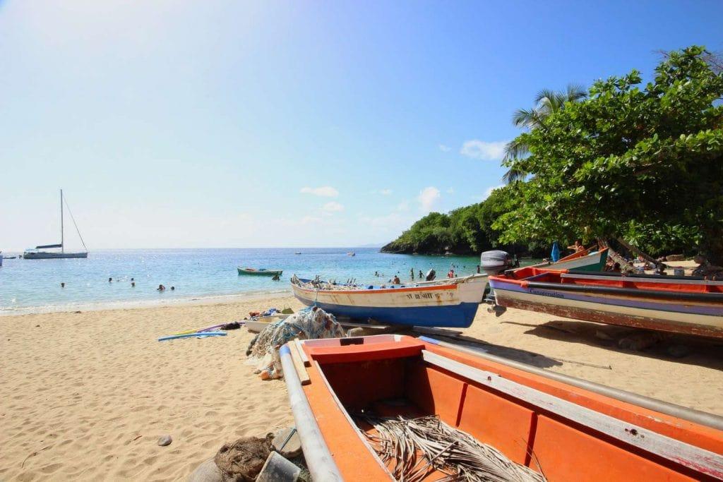 spiagge piu belle Martinica