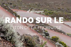 Faire une randonnée sur le Piton de la Fournaise à la Réunion