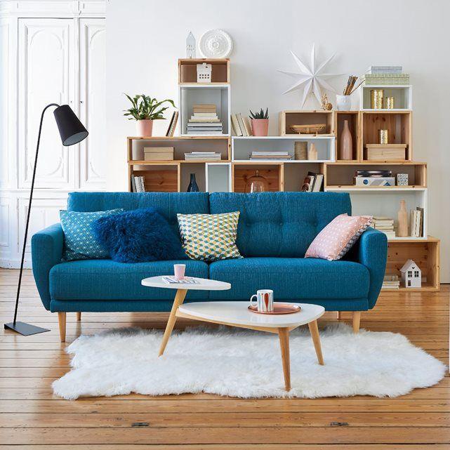 aménagement investissement locatif. canapé pour appartement meublé en location