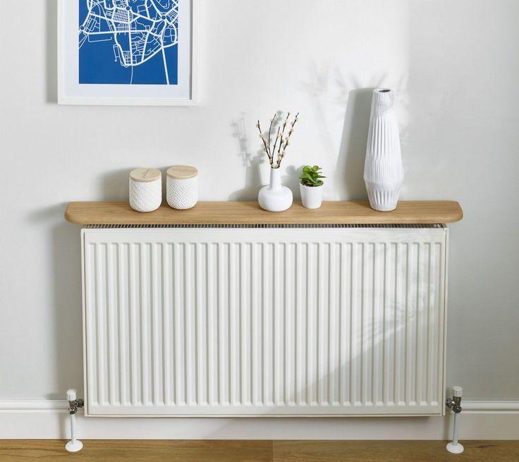 aménagement appartement meublé radiateurs