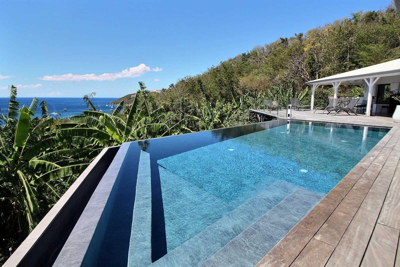 vacances de rêve Bouillante Guadeloupe